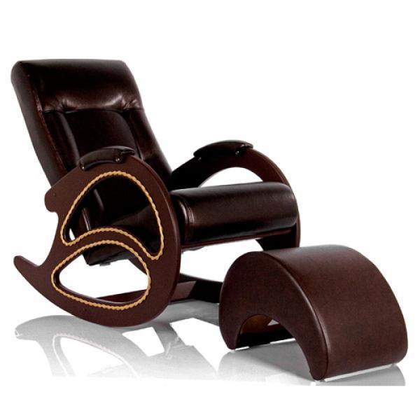 Кресло для отдыха модель 41 с банкеткой